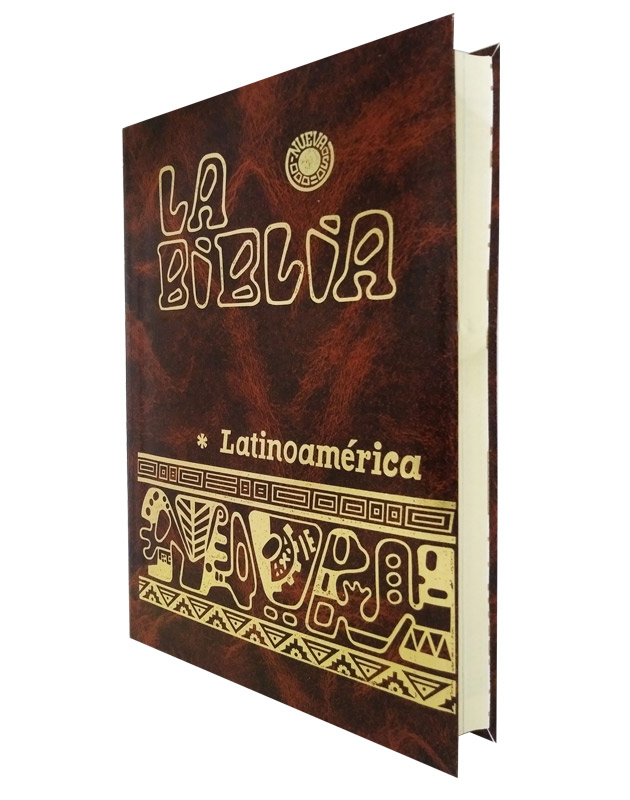 LA BIBLIA LATINOAMERICANA - Normal/Tapa flexible