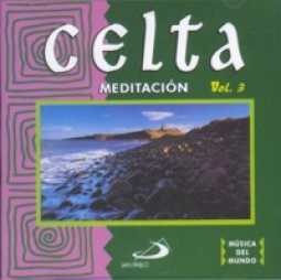 CELTA - MEDITACION VOL. 3 (CD)
