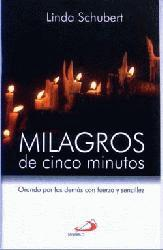 MILAGROS DE CINCO MINUTOS