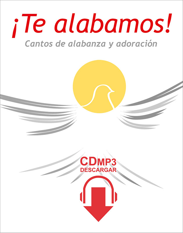¡TE ALABAMOS! VOL. 1 / CD DIGITAL