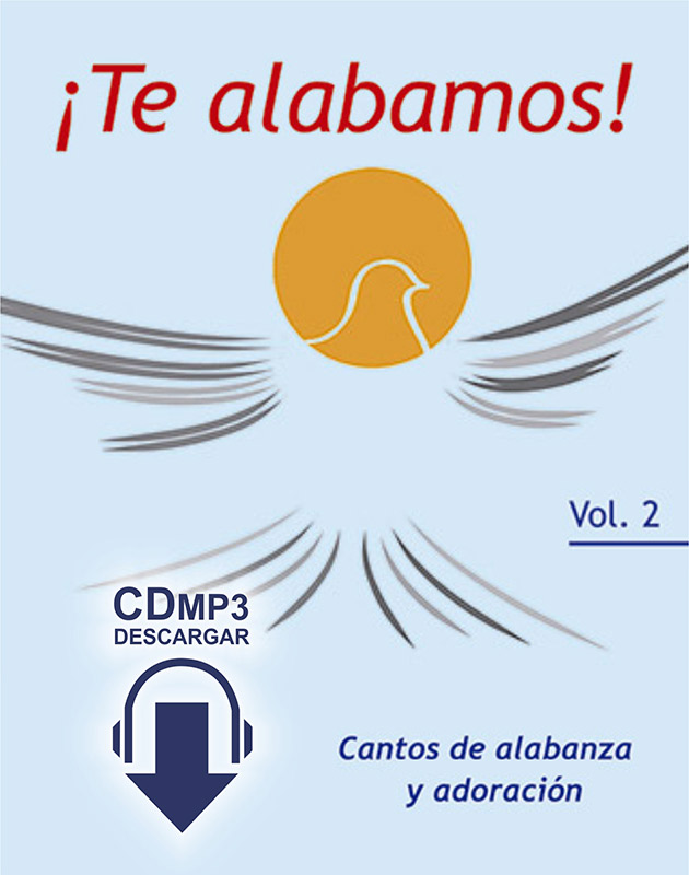 ¡TE ALABAMOS! VOL. 2 / CD DIGITAL