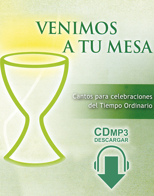 VENIMOS A TU MESA / CD Digital